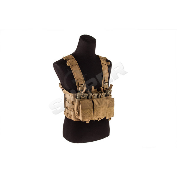 5.56 Hybrid Chest Rig, Coyote Brown