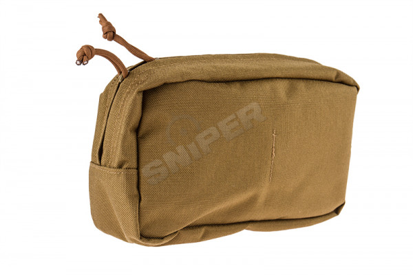 Molle Accessories Pouch, Coyote Brown