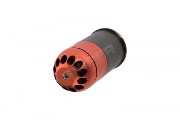 40mm BB Shower (72 Schuss), Rot
