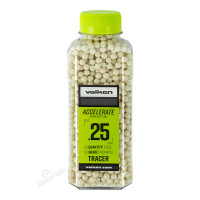 Accelerate 0,25g Tracer BBs (2500), Green