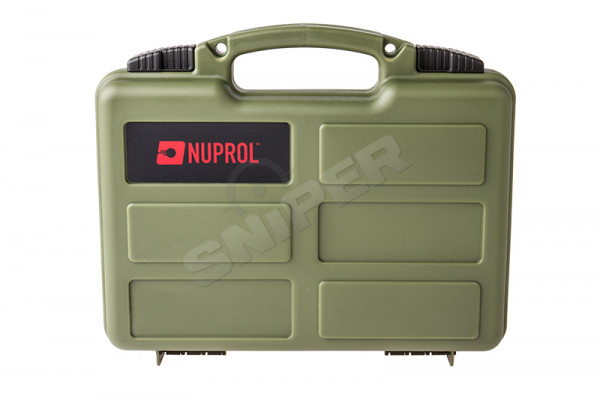 31cm Small Hard Case, Green