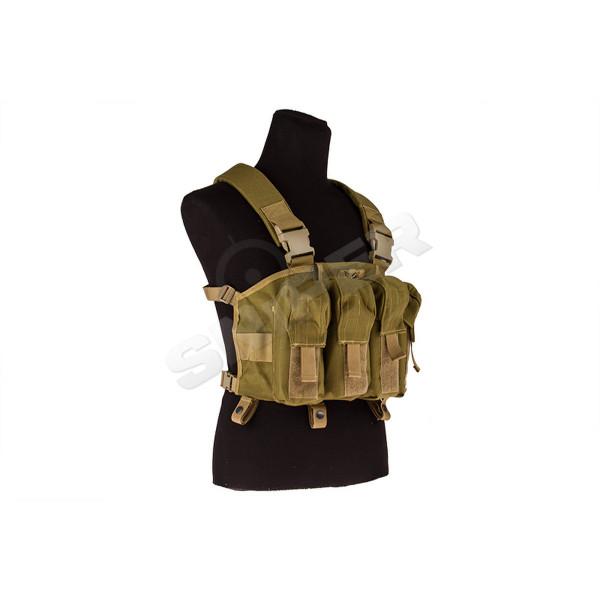 AK Tactical Chest Vest, Khaki/Tan