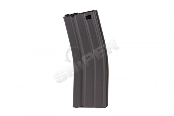 M4 Metal Mid Cap Magazin, Grey