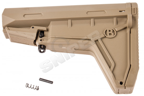 BOE Delta M4 AEG Stock Tan