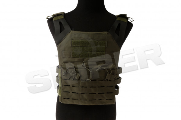 Special Ops Plate Carrier, green