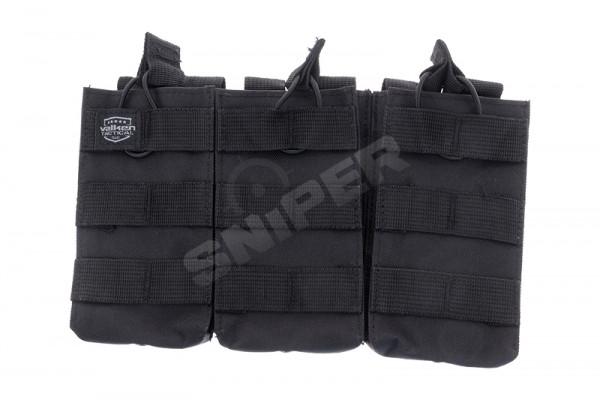 M4/M16 Triple Mag Pouch, Black