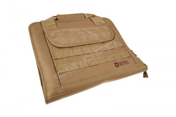 Single Pistol Soft Bag, Tan