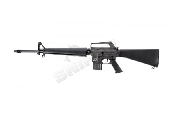 M16A1 Vietnam Mosfet ECU (S)AEG, Black