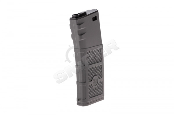 M4 / M16 Ball Polymer Mid Cap Magazin, Grey
