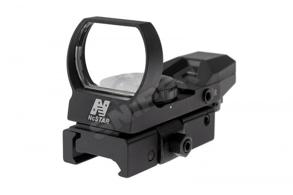 Green 4 Reticle Optic, Black