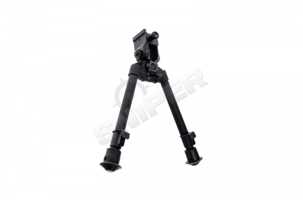 QD Rail Mount Bipod, Black