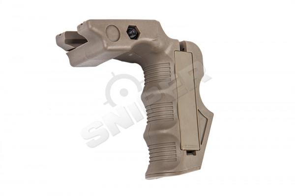 Magwell und Grip für M4 Modelle, DE