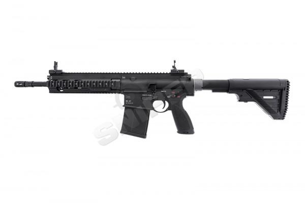 H&K HK417A2 Black, GBB