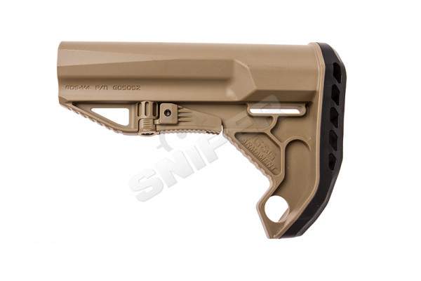 GOS-V4 M4 Stock, Tan