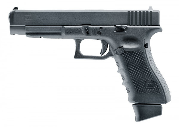 Glock34 Gen.4, Deluxe Black CO2,GBB