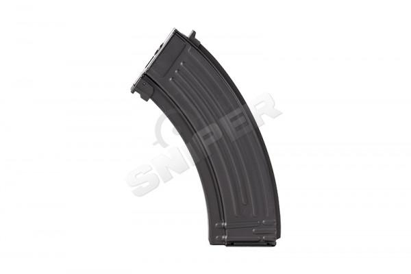AK47 Metall Mid Cap Magazin, Black