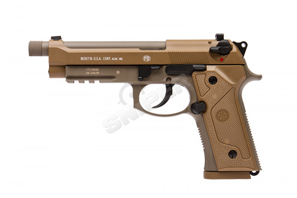 Beretta M9A3 FDE CO2, GBB