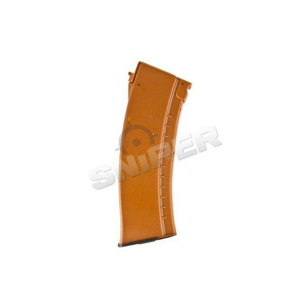 AK Low Cap Magazin, Orange (PK-135)