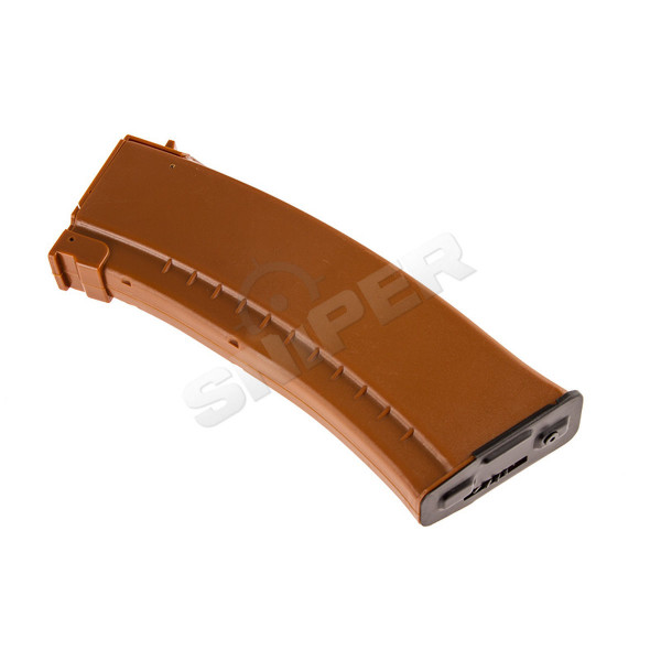 Hi Cap AK74 Magazin (Orange) (PK-109)