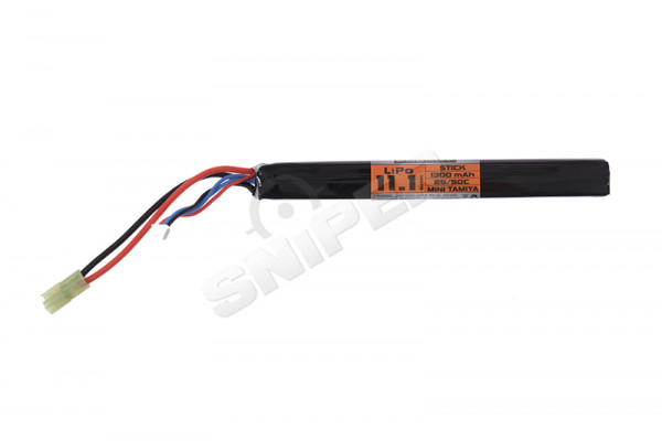 V Energy 11,1V 1.300mAh 25/50C Stick LiPo Akku