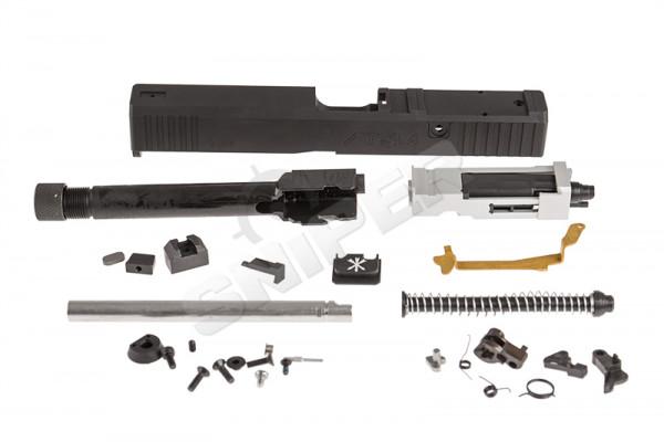 Unity Tactical ATOM Slide Set für Marui G17, Black