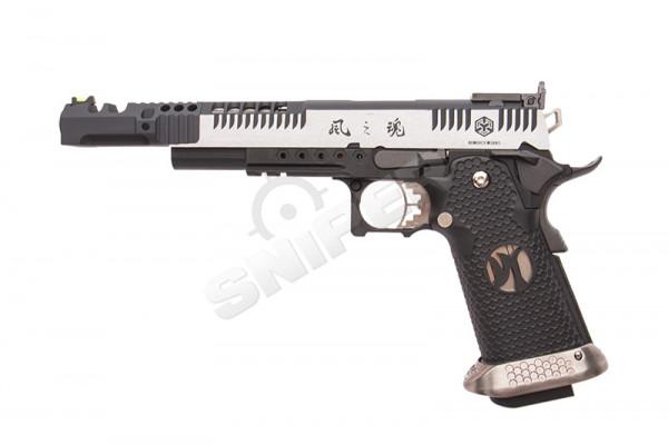 HX2401 .38 Supercomp Race Pistol, GBB