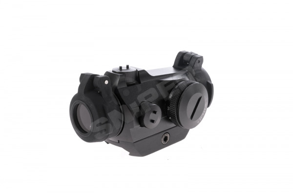 T2 Red Dot Set, 45° Offset, Black