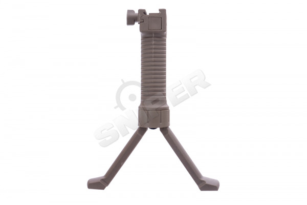 Bipod Front Grip, Tan