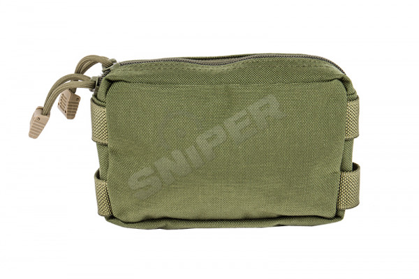 Small Molle Accessories Pouch, OD