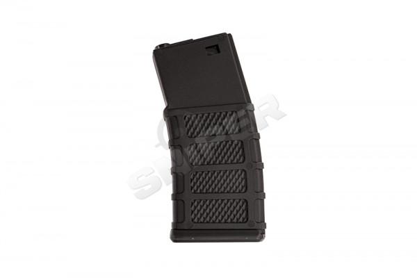 M4 Textured Mid Cap Magazin, Black