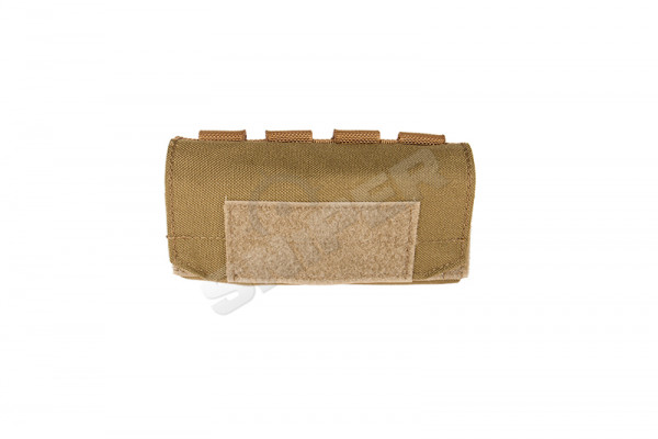 Shotgun Shell Pouch, Coyote Brown