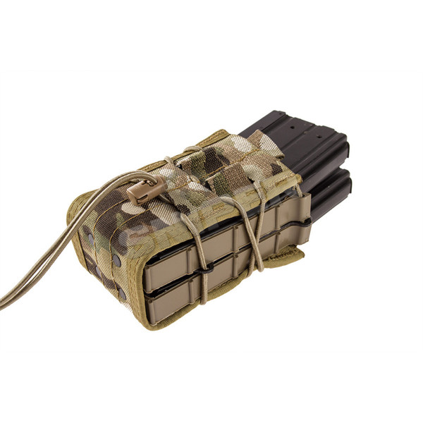 X2R TACO Double Rifle Magazine Pouch, Multicam