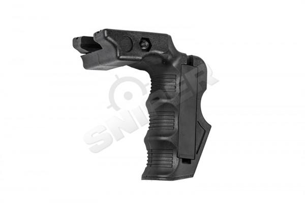 Magwell und Grip für M4 Modelle, Black