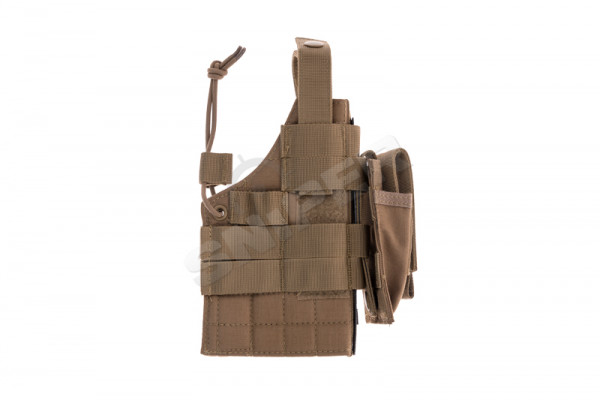 M1911 Ambi Molle Holster, Coyote Brown