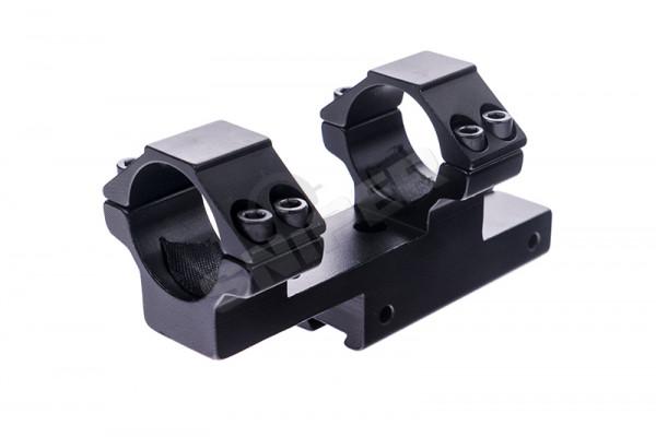 25mm Z-Shape SPR Mount für 11mm Schiene, Black