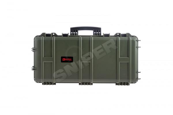 Medium Trolley Hard Case, OD Green