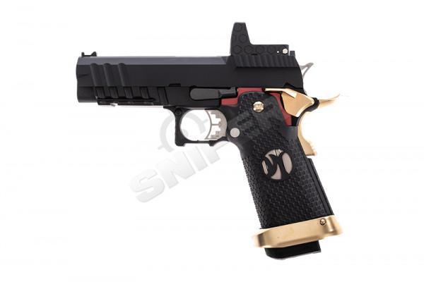 HX2601 with RMR Sight, black GBB