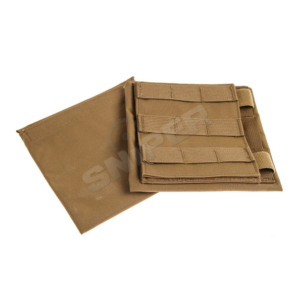 Light Quarter Flaps, Coyote Brown