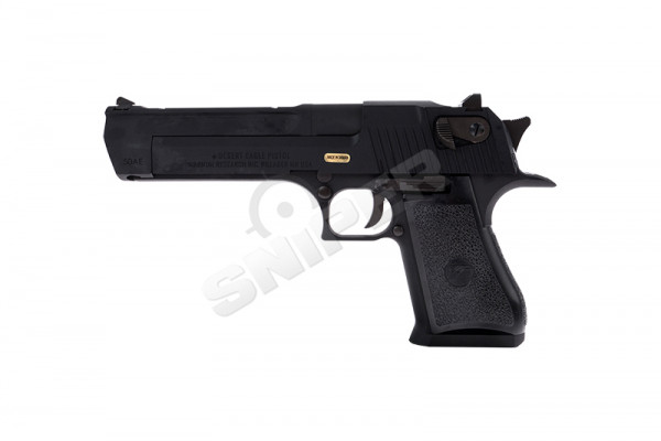Desert Eagle .50 AE Black, GBB