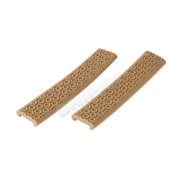 Honeycomb Rail Panel, Tan