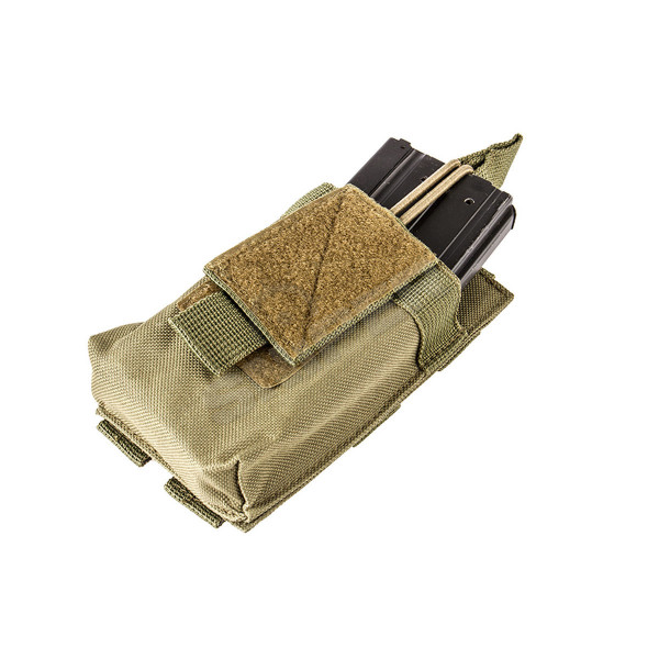 Single AR Mag Pouch OD Green