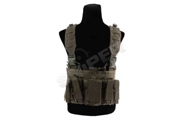 Recon Chest Rig, OD Green