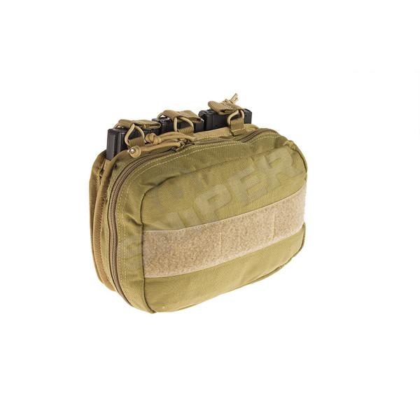 Universal Battle Medic Pouch, Khaki/Tan