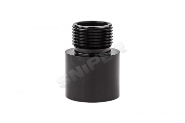 CNC 16mm CW to 14mm CCW Thread Adapter