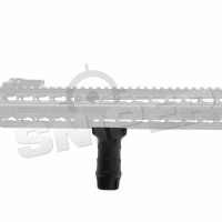 M-Lok Stubby Vertical Grip, Black