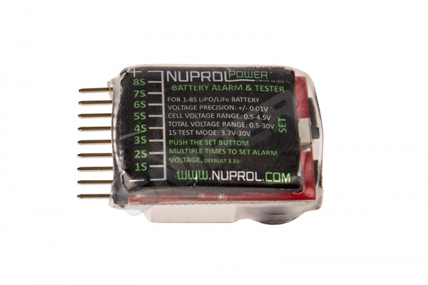 Nuprol LiPo Alarm