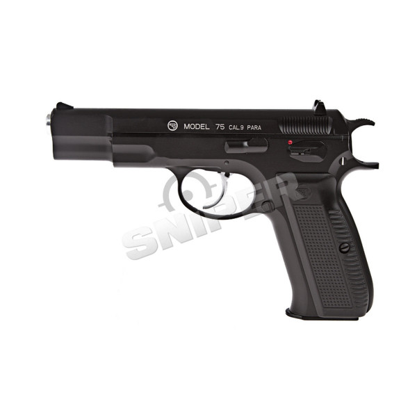 CZ 75 Full Metal Lizenzversion