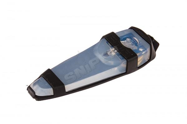 Tactical Safety Blue Light, Black