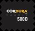 500d Cordura