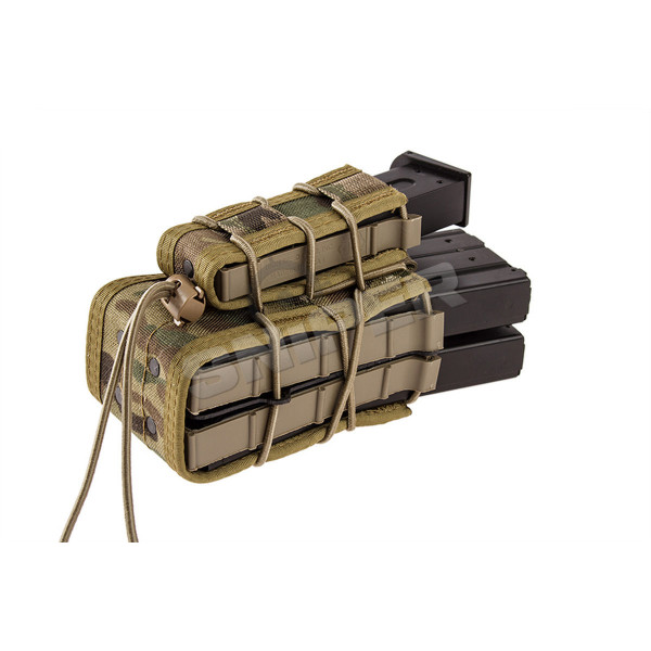X2R/P TACO Double Rifle w. Single Pistol Mag Pouch